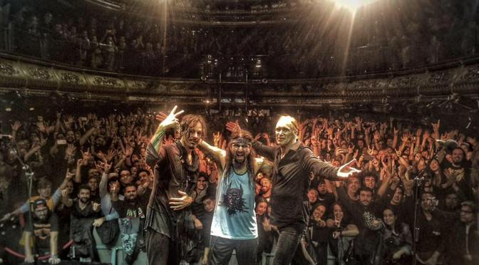 The Winery Dogs in Italia