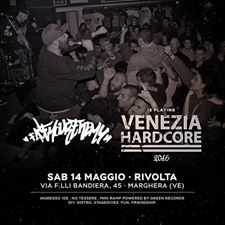 Venezia Hardcore Fest 2016: Interview with Face Your Enemy