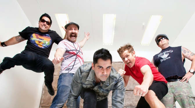 "NUOVO VIDEO:""Who Brings a Knife to a Gunfight"" by Zebrahead"
