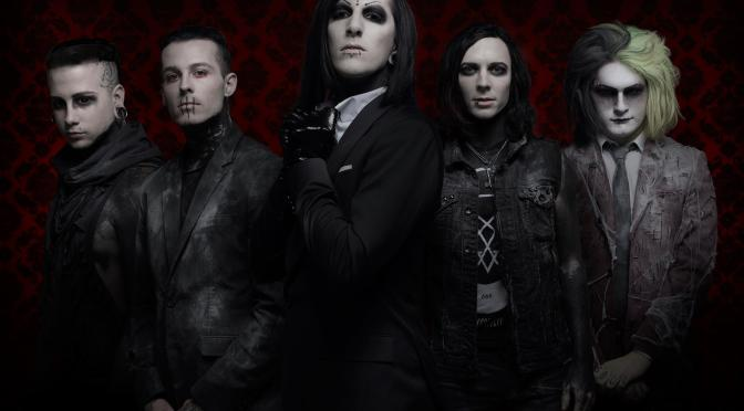 "NUOVA CANZONE: ""570"" by Motionless in White"