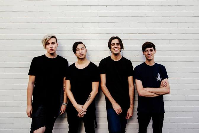 With Confidence: Luke Rockets è fuori dalla band