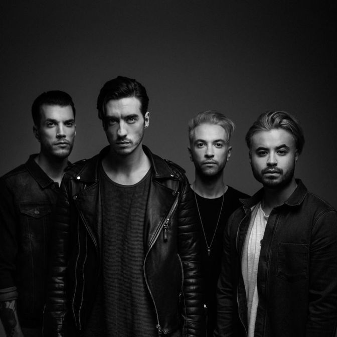 "STREAMING: ""Echoes"" by Young Guns"