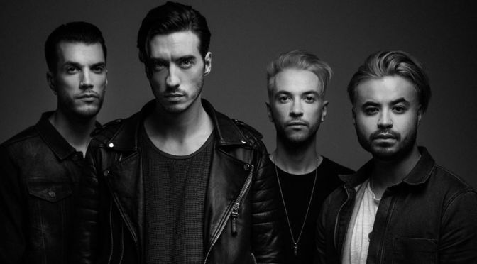"""STREAMING: """"Echoes"""" by Young Guns"""