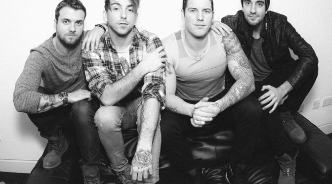 "LIVE: ""Dirty Laundry"" by All Time Low"