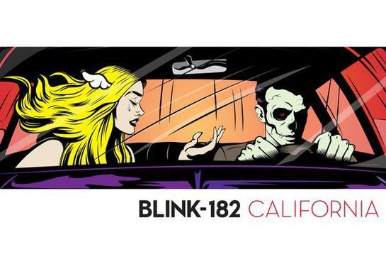 """California"" by blink-182"