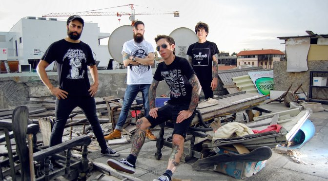 "NUOVO VIDEO: ""We Don't Want The Airwaves"" by Useless ID"