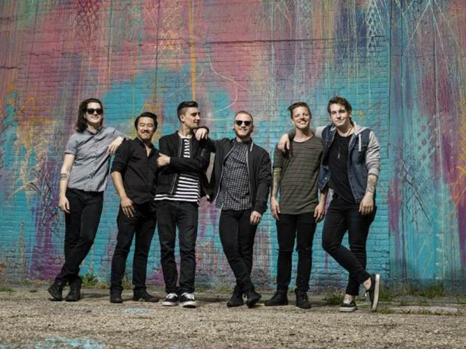 "NUOVA CANZONE: ""Lost in the Moment"" by We Came as Romans"