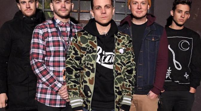 """NUOVA CANZONE: """"Hidden Colors"""" by Broadside"""