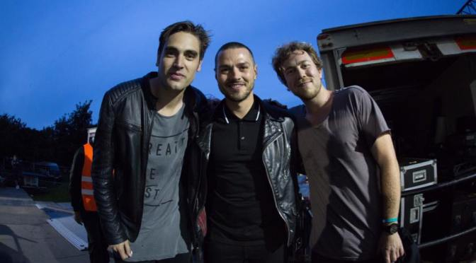 Busted in Italia
