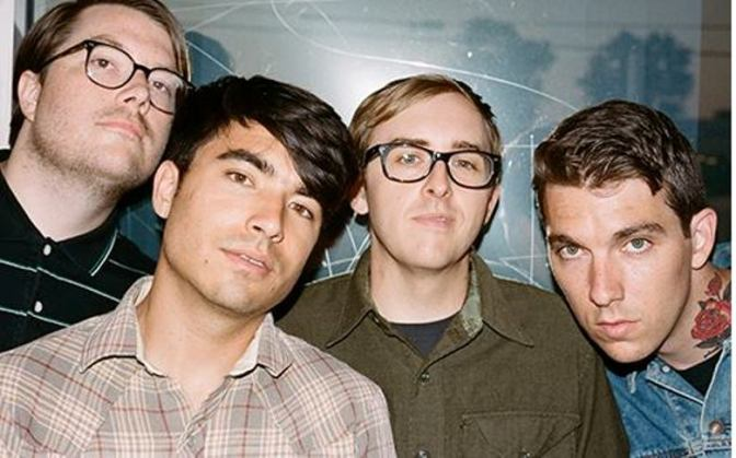 "NUOVA COVER: ""Falling Out Of Love With You"" by Joyce Manor"