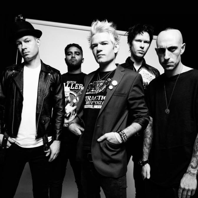 """NUOVA CANZONE: """"God Save Us All (Death to POP)"""" by Sum 41"""