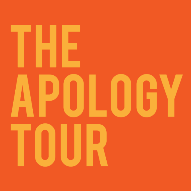 """NUOVA CANZONE: """"You Know What You Did"""" by The Apology Tour"""