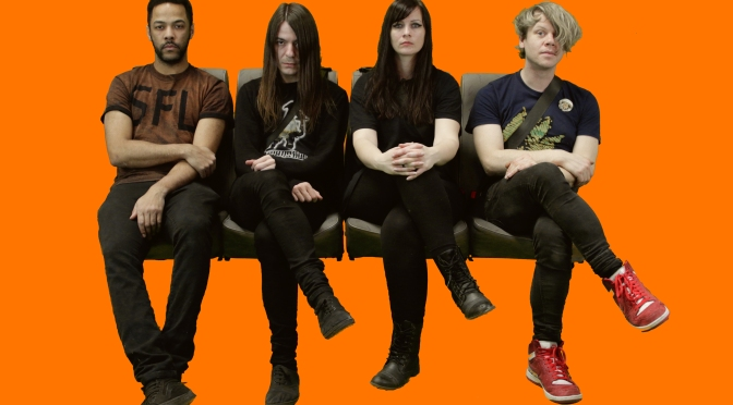 """NUOVO VIDEO: """"Flooding"""" by Johnny Foreigner"""