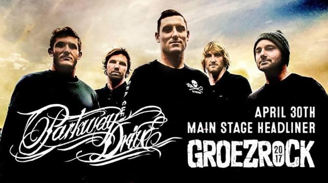GROEZROCK: annunciato il secondo headliner