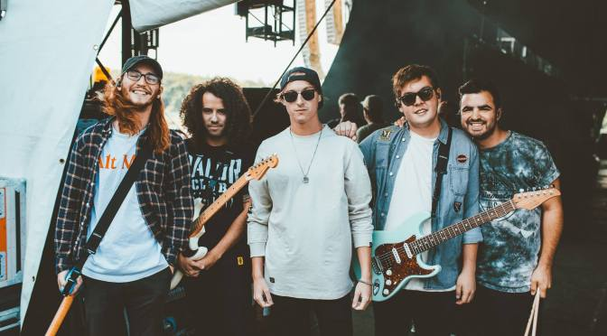 "ACOUSTIC: ""Secrets"" by State Champs"