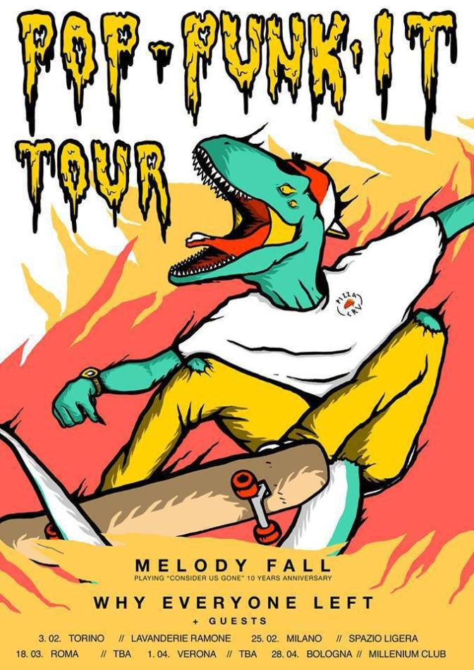 Pop-Punk.IT Tour!
