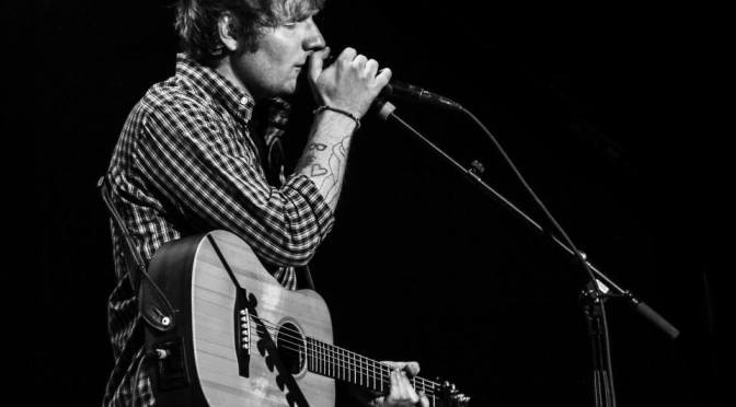 """NUOVO VIDEO: """"Castle on the Hill"""" by Ed Sheeran"""