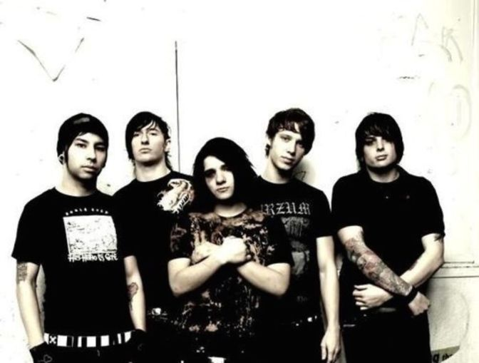 """NUOVA CANZONE: """"Make War"""" by From First to Last"""