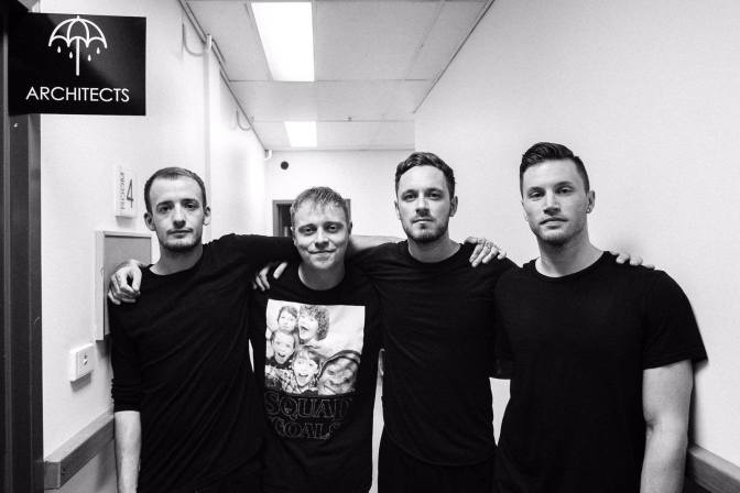"""NUOVA CANZONE: """"Doomsday"""" by Architects"""