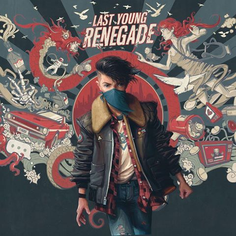 """""""Last Young Renegade"""" by All Time Low"""