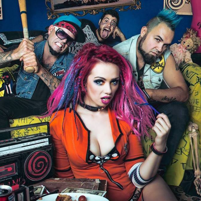 "NUOVA CANZONE: ""Move Mountains"" by Sumo Cyco feat. Benji Webbe"