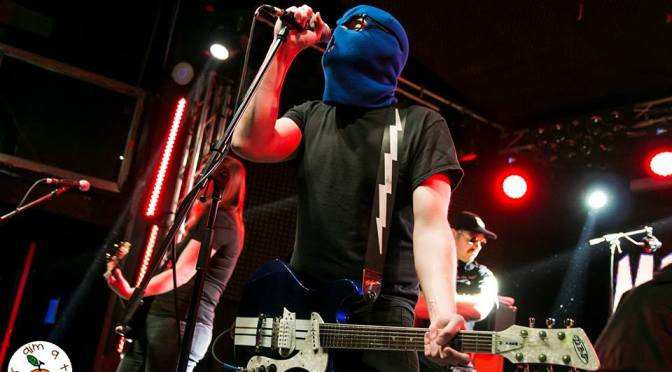 Interview with Masked Intruder