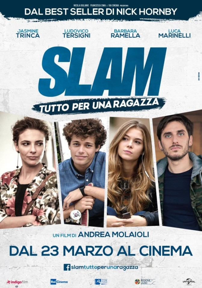 AIM AT THE MOVIES: Slam – Tutto per una Ragazza