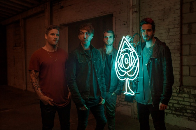 Gli All Time Low pubblicano il nuovo video di Afterglow