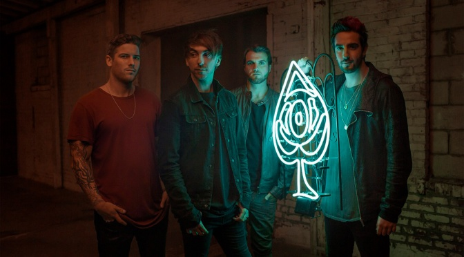 "NUOVA CANZONE: ""Life of the Party"" by All Time Low"
