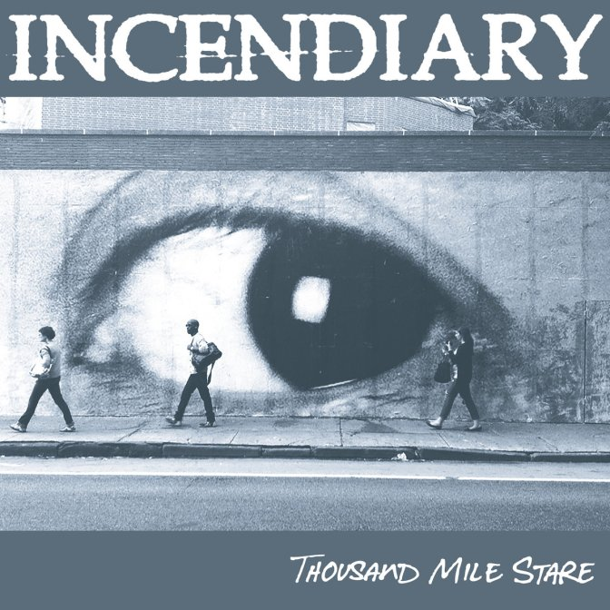 """""""Thousand Mile Stare"""" by Incendiary"""