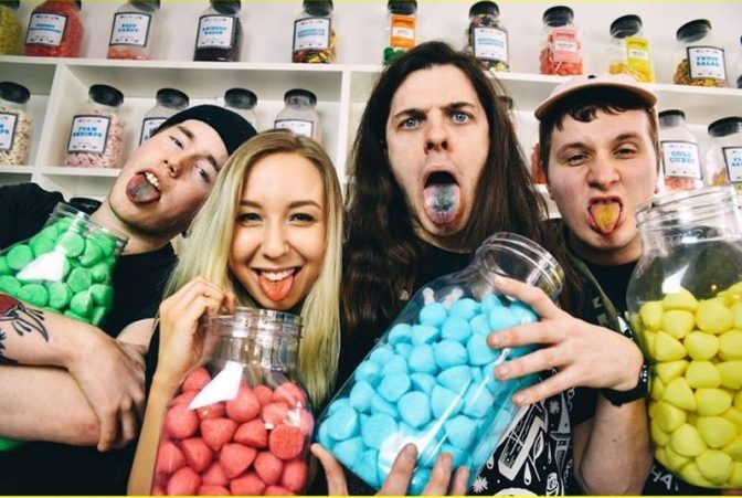 "NUOVA CANZONE: ""Nearby Catfight"" by Milk Teeth"