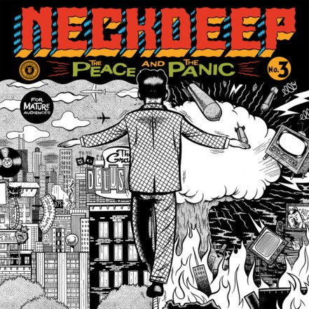 neck deep the peace and the panic