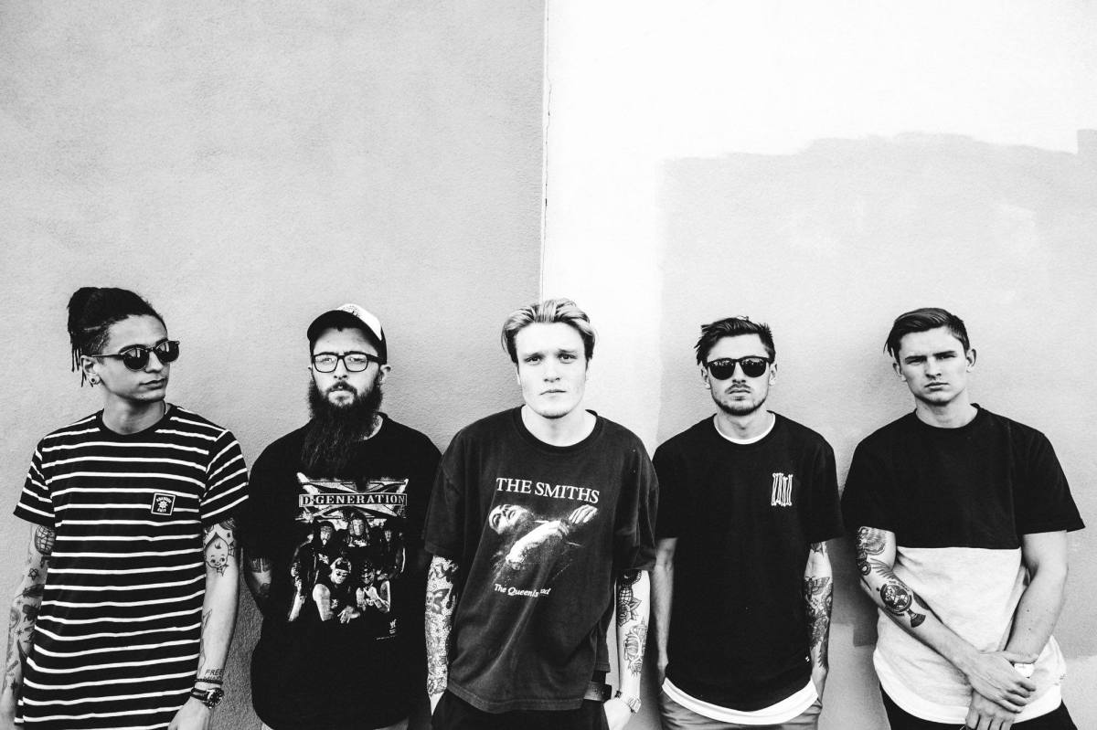 Neck Deep in Italia!