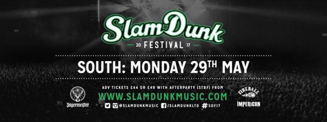 Slam Dunk Festival 2017 – South