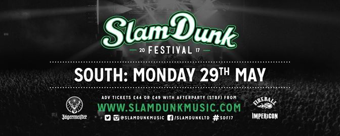 Slam Dunk Festival 2017 – South