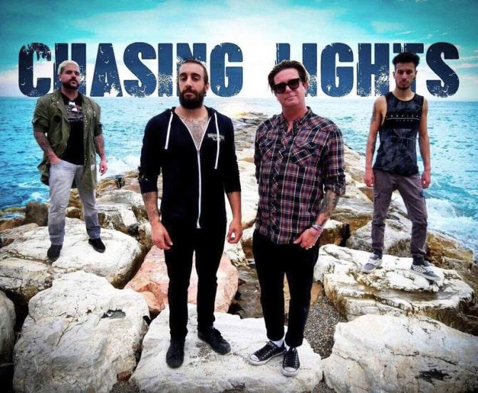 "NUOVA CANZONE: ""Chasing Lights"" by 7th Break feat. Scott Russo"