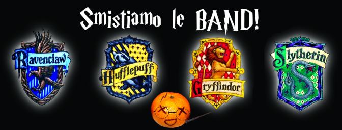 20 anni di Harry Potter e la Pietra Filosofale: smistiamo le band!