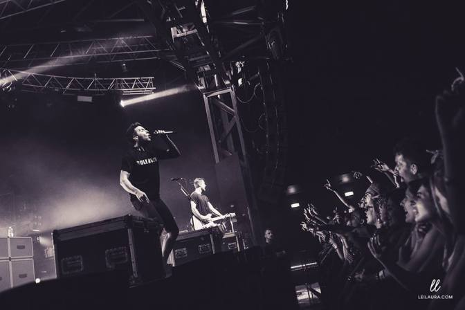 """Mamma guarda ho 12 anni!"" – Simple Plan @ Fabrique, Milano 16-06-17"