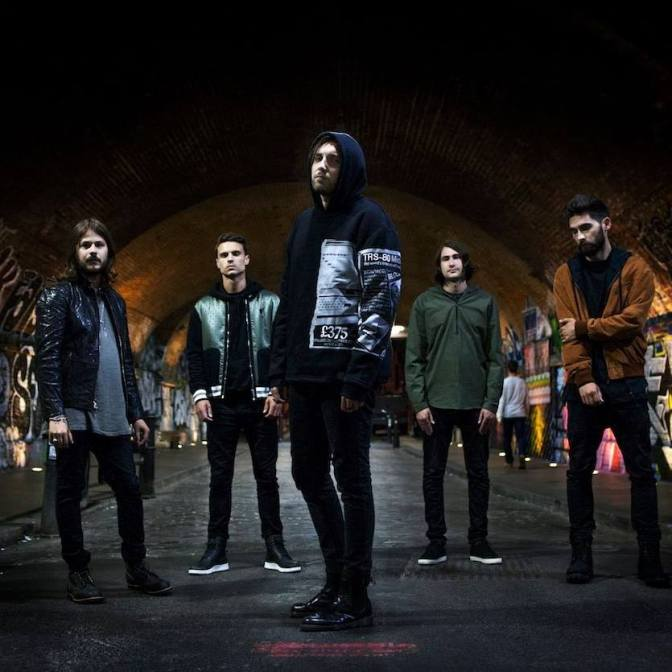 You Me At Six in Italia!