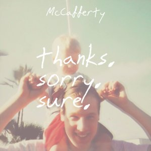 Mccafferty thanks sorry sure