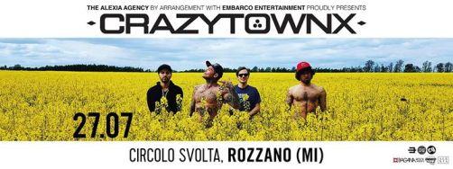 crazy town circolo svolta