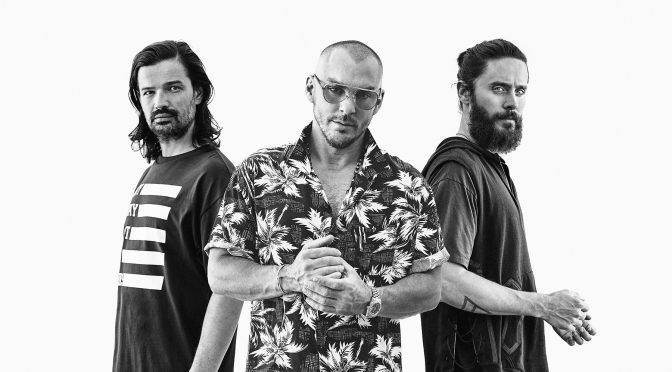 "NUOVA CANZONE: ""Walk on Water"" by Thirty Seconds to Mars"
