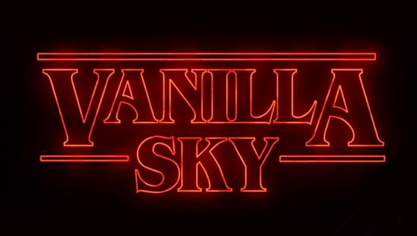 "NUOVO VIDEO: ""Stranger Things"" by Vanilla Sky"