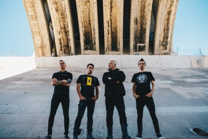 """Cosa mi ha insegnato il punk rock."" Interview with Anti-Flag"