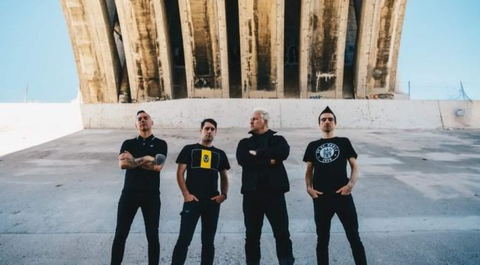 Anti-Flag in Italia per una data a maggio
