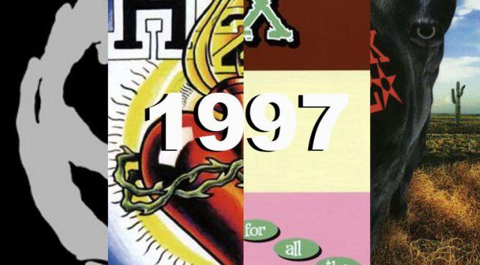 12 dischi punk rock che compiono 20 anni nel 2017