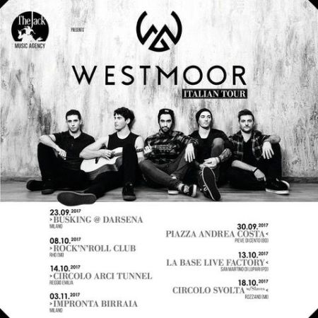 westmoor tour flyer