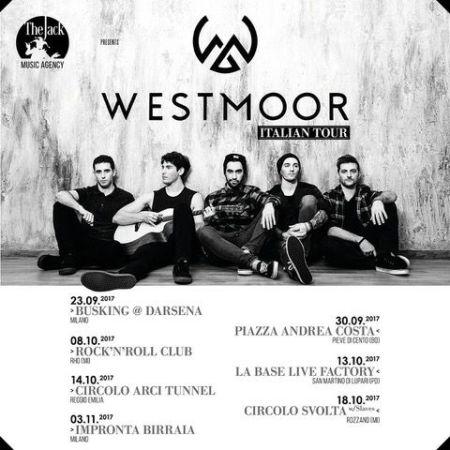 westmoor tour flyer