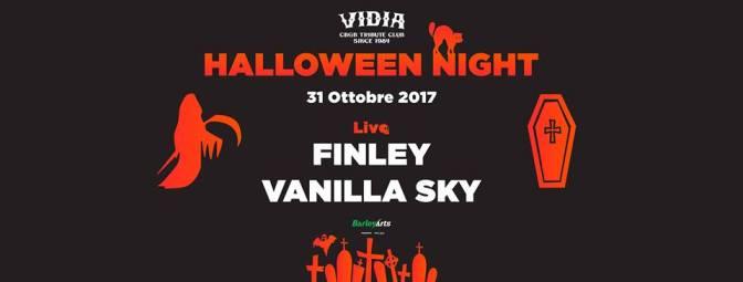 Halloween Night al Vidia!