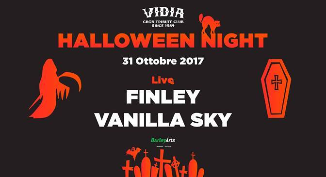 Halloween Night al Vidia!